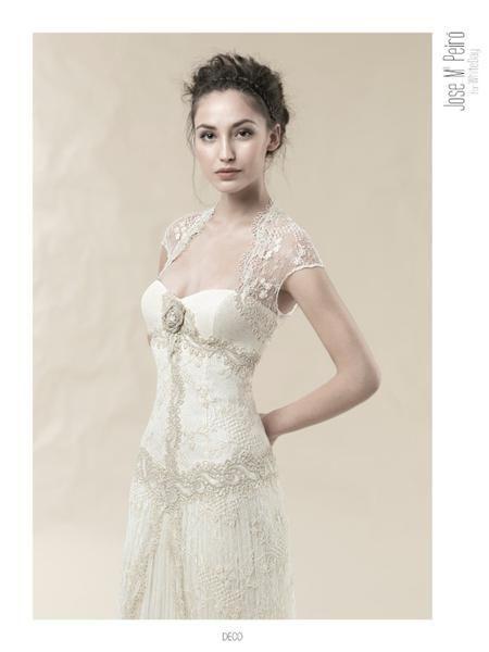 67ee84203 modelo deco jose maria peiro Vestidos De Novia De Diseñador