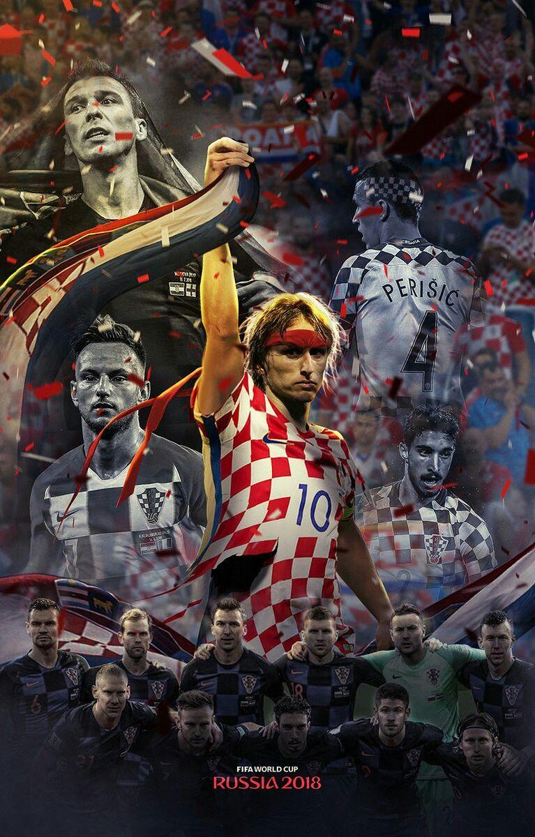 Memory Of Croatia Team Croatia Soccer World Cup 2018 World Cup