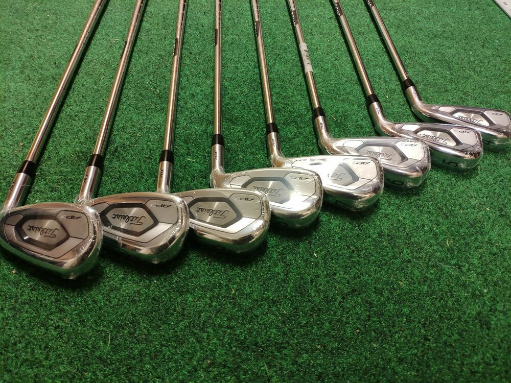 Titleist AP3 Irons 4-AW Brand New in Plastic #golf | My Golf WITB