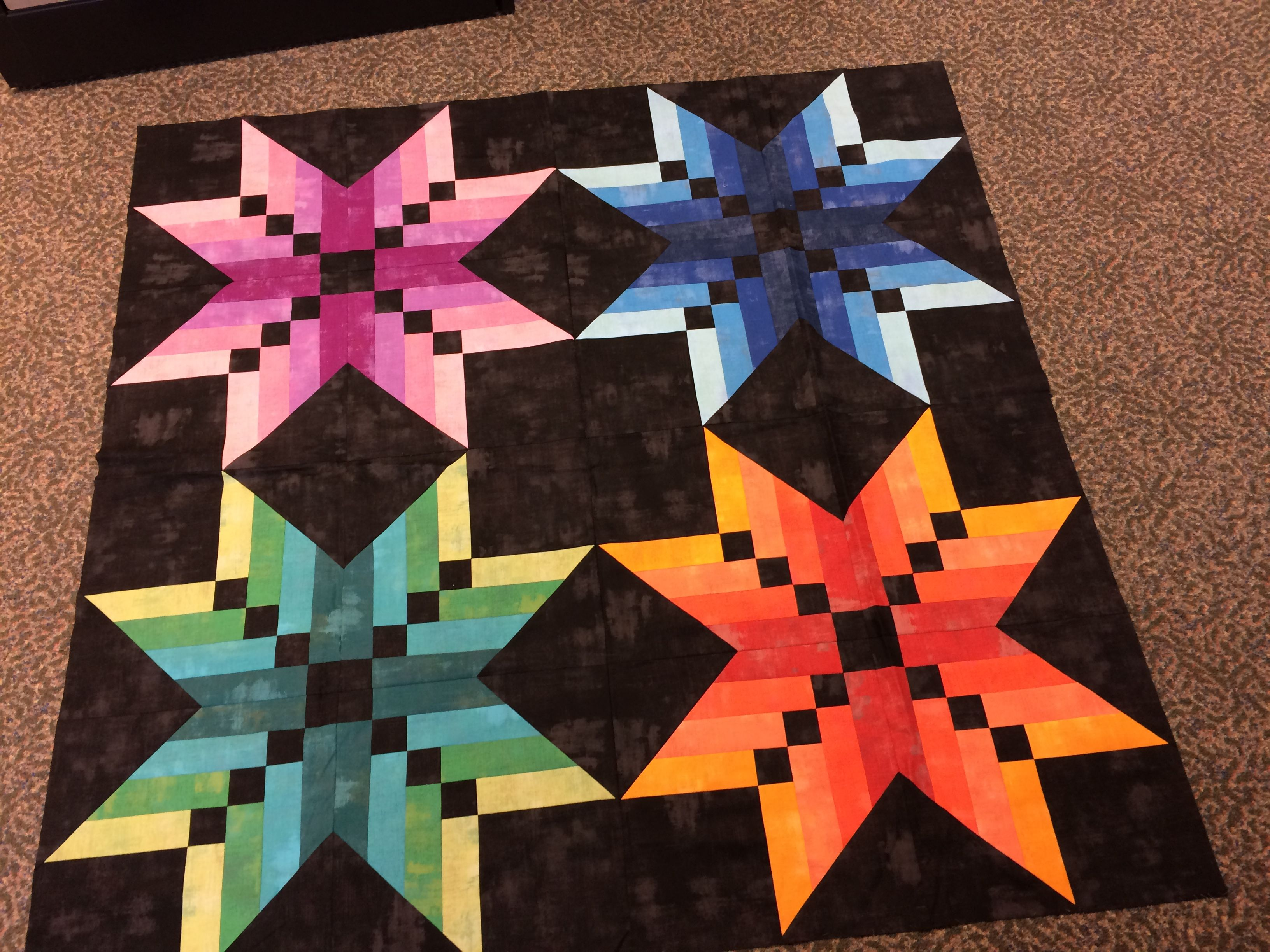 Grunge fabric by Basic Gray for Moda, Binding Tool Star quilt ... : missouri quilt company patterns - Adamdwight.com