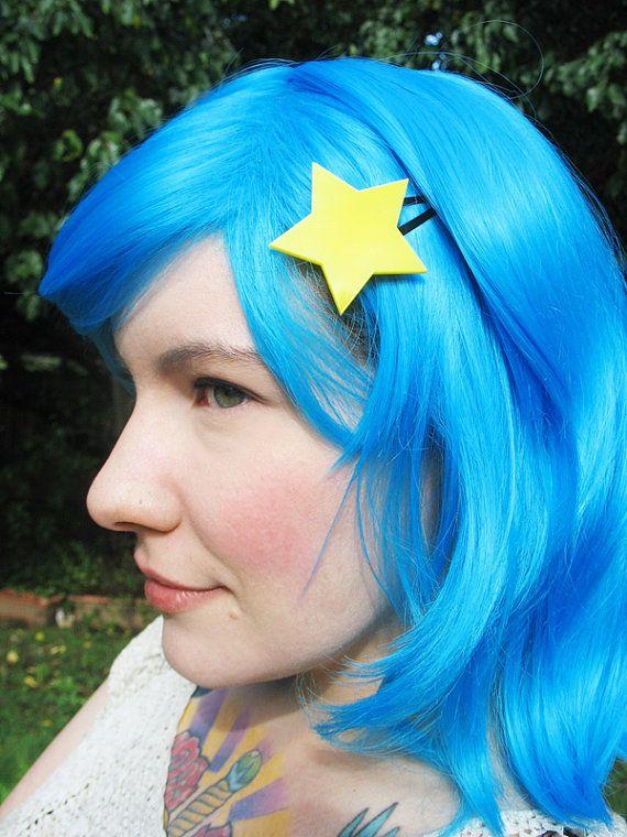 Ramona Flowers Star Hair Clip Ramona Flowers Hair Star Hair