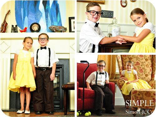 Young Carl and Ellie Halloween Costumes. Project Run and ...Young Carl And Ellie Disneybound