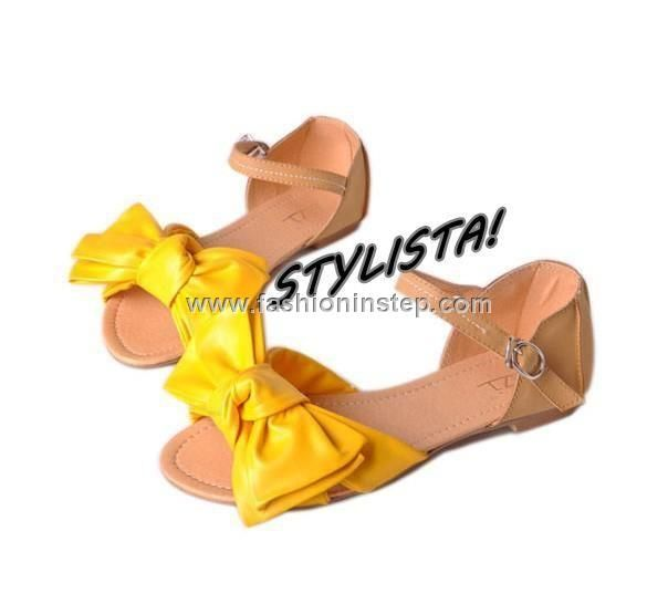 Flat Sandals For Girls 2013