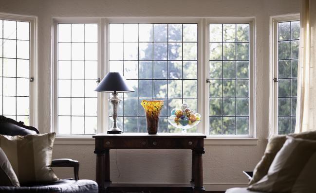 Cómo limpiar las ventanas de aluminio blanco Ventanas de aluminio