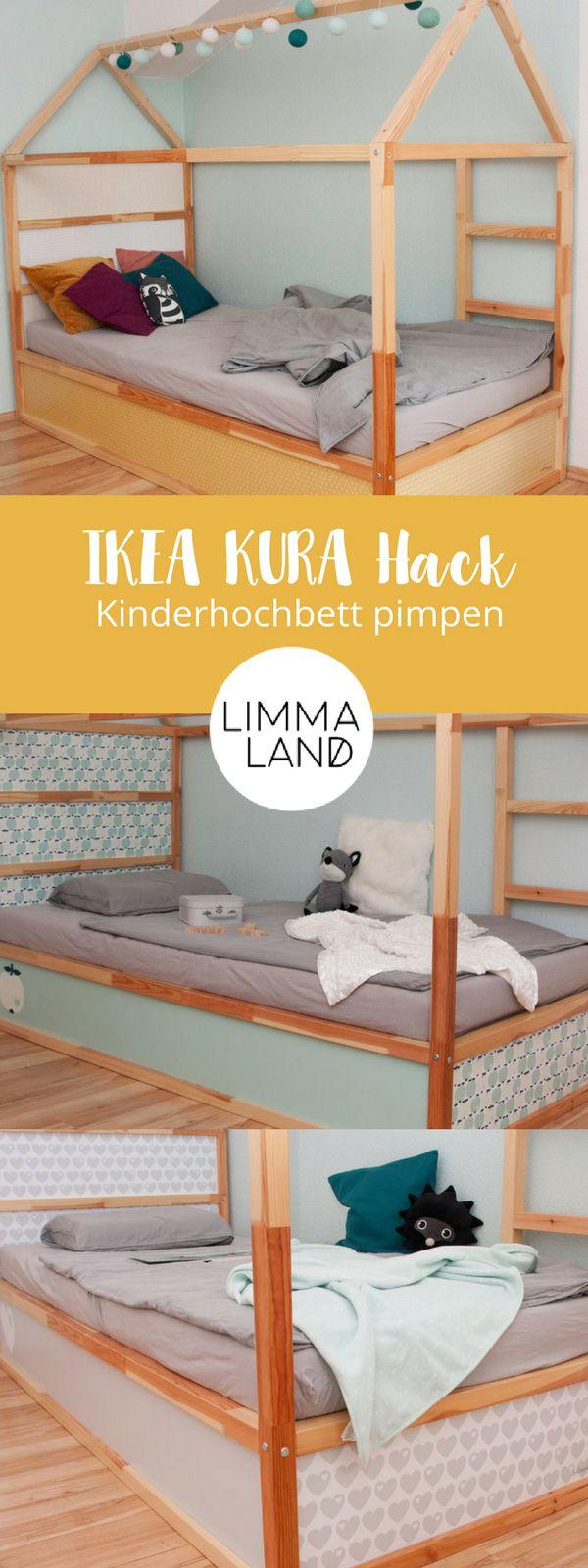 Dieser Ikea Kura Hack Ist Kinderleicht Das Hochbett Kannst Du Im Nu