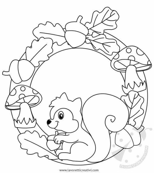 Photo Mykinglist Com Fall Coloring Pages Garden Crafts For Kids Fruit Coloring Pages