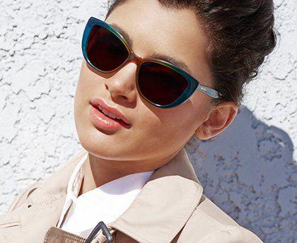 d5d5bfa1a98 Stail Cermin Mata Terkini Wanita | Zaza's Story | Cat eye sunglasses ...