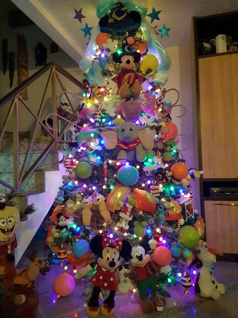 Disney S Christmas Tree Bellisimo Navidad