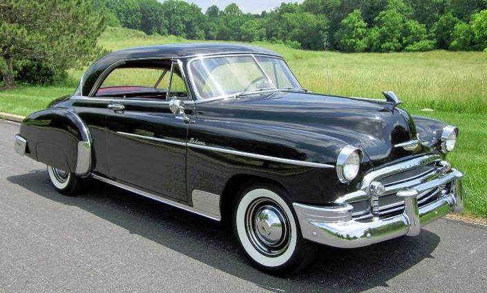 Pin On 1950 Chevrolet