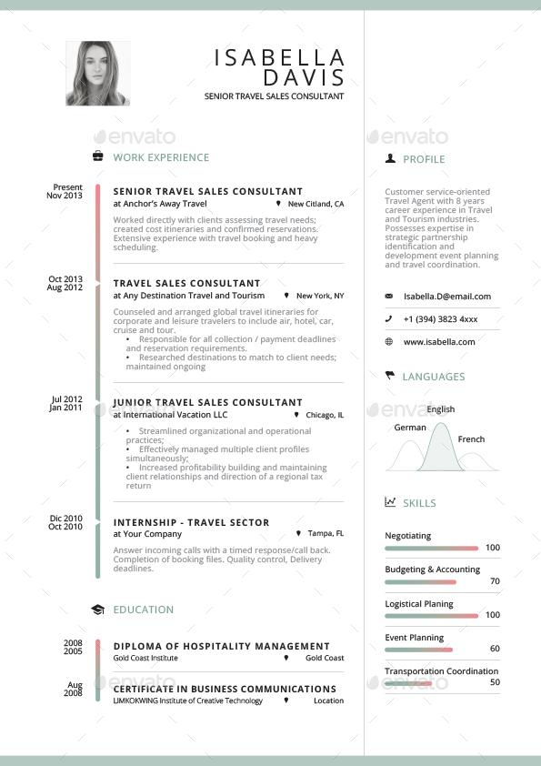 Clean Resume Cv Volume 10 Clean Resume Indesign Resume Template Resume Cv
