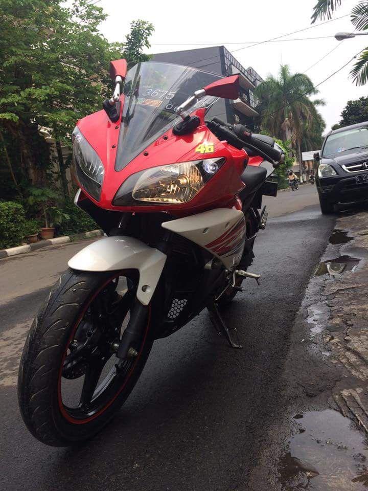 Yzf R15 Yamaha Monggo Yang Pengen Jakarta Dengan Gambar