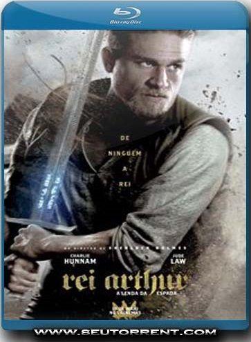 Rei Arthur A Lenda Da Espada 2017 Bluray 720p E 1080p Dublado