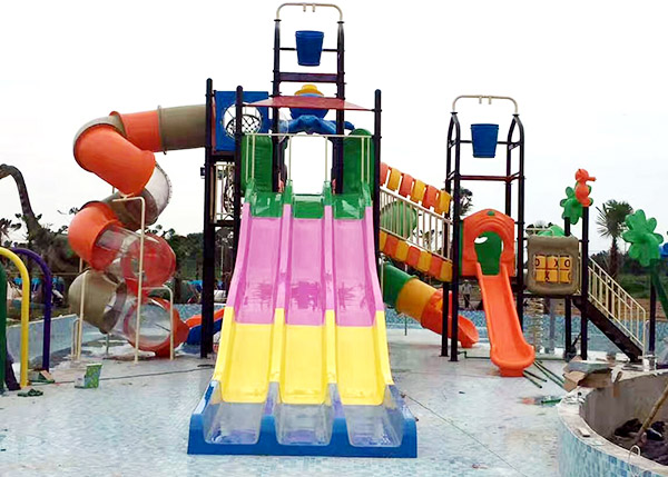 Indoor playgrounds equipment, trampoline park and rope