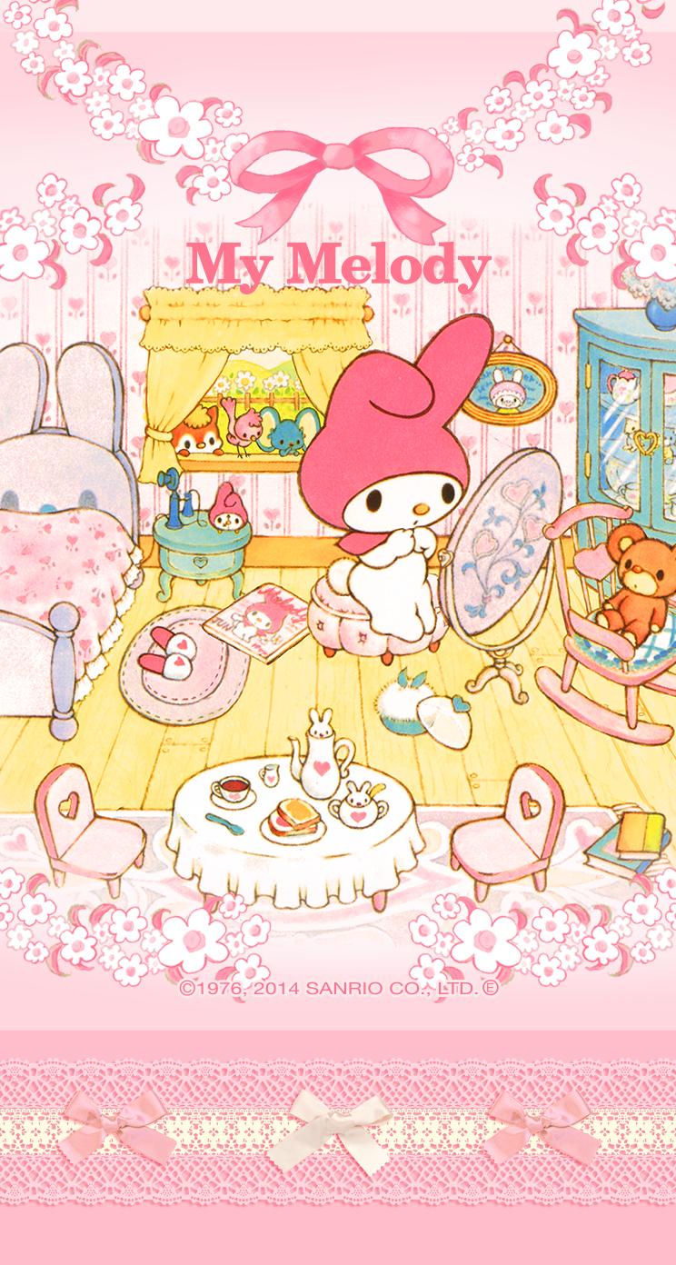Hello Kitty Friends おしゃれまとめの人気アイデア Pinterest Mikoi キティの壁紙 ハローキティの壁紙 かわいいイラスト