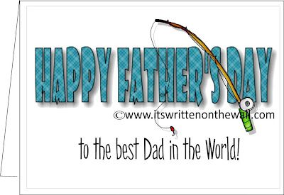 (Freebie) 8  different Father's Day Cards for you to download now!