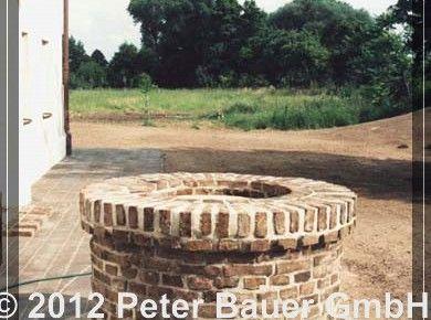 Bildergebnis Fur Brunnen Mauern Klinker Garten Brunnen