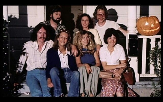 Halloween 1978 Cast \u0026 director/producers