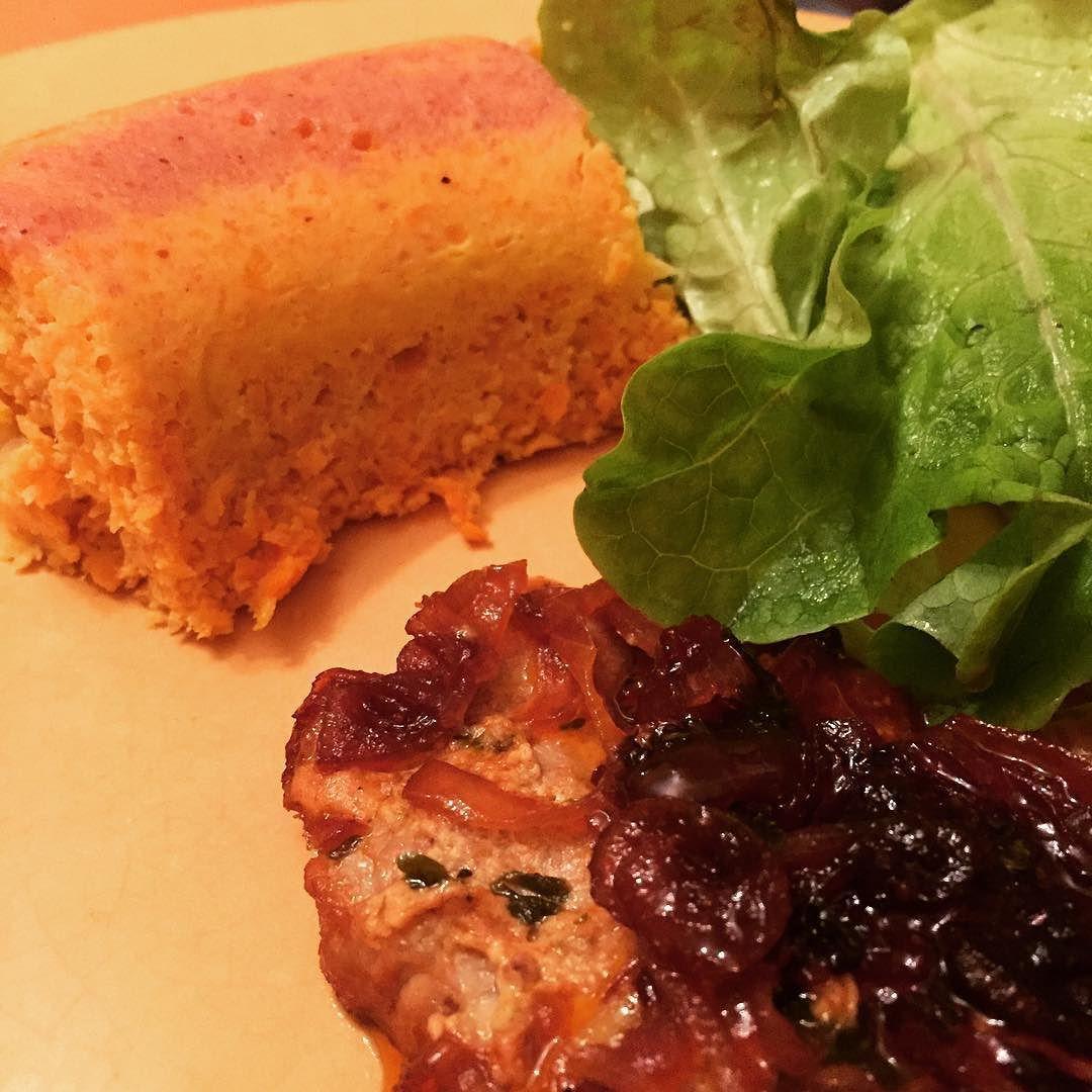 Filet de porc au porto et couronné orange (carotte) #porc #porto #carotte #cuisine #food #homemade #faitmaison  N'hésitez pas à nous demander la recette nous la publierons dans notre blog http://ift.tt/1q7mxub  #amazing #eat #foodporn #instagood #photooftheday #yummy #sweet #yum #Instafood #dinner #fresh #eatclean #foodie #hungry #foodgasm #tasty #eating #foodstagram #cooking #delish #foodpics #french Vous pouvez nous suivre dans Twitter @mememoniq ou sur Facebook http://ift.tt/1JA3KvP