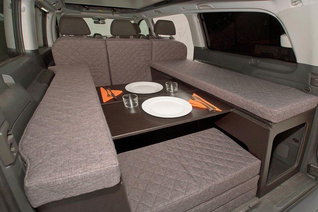 Vito mesa furgo pinterest wohnmobil camper y camper umbau - Muebles furgoneta camper ...