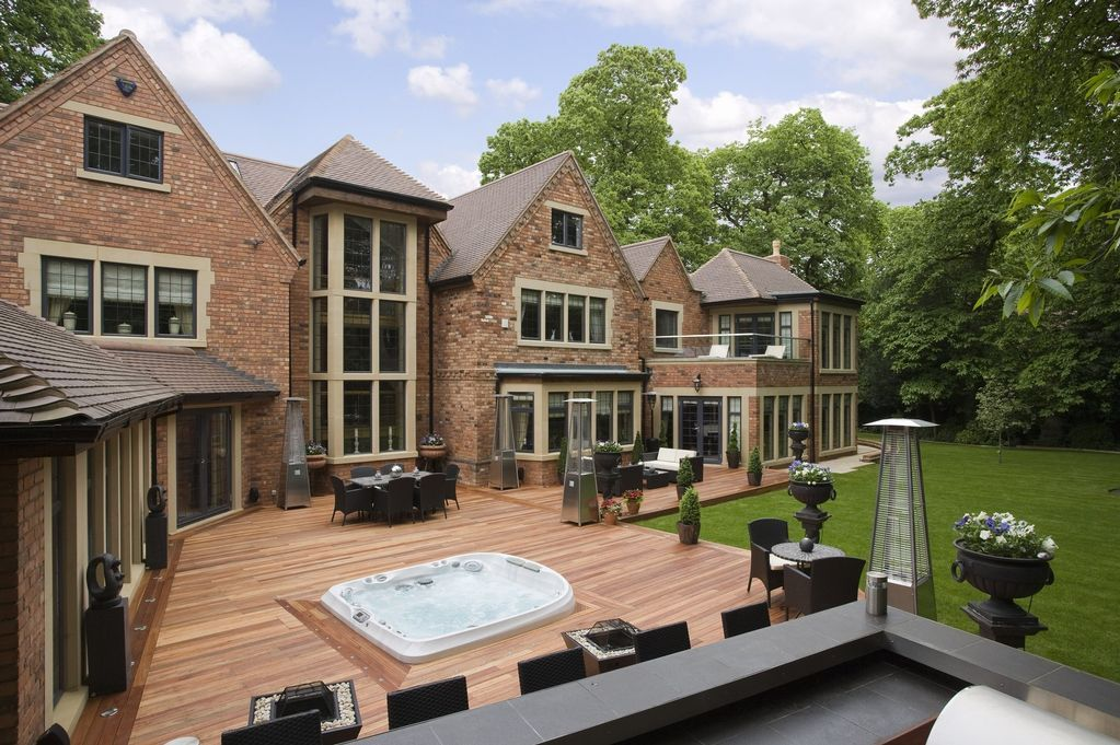 Luxury Houses In West Midlands My City Birmingham