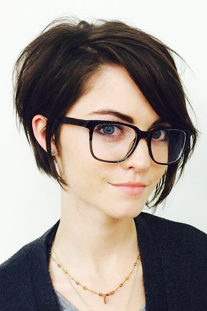 25f710775fe76 Hipster Long Pixie Hairstyle Edgy Short Hair Cuts For Women