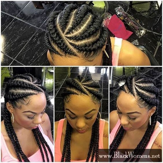 135+ Afro-American hair braid styles of 2016 – make dimensional ...