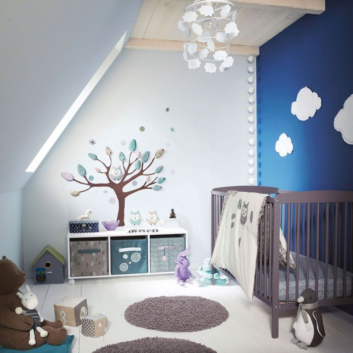 boy nursery Peinture Pinterest Circles, Litai and Existing