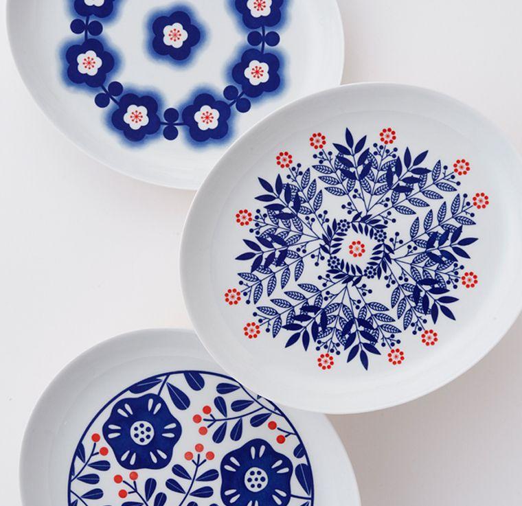 青白の美しい器KIHARA/キハラの器を毎日の食卓に
