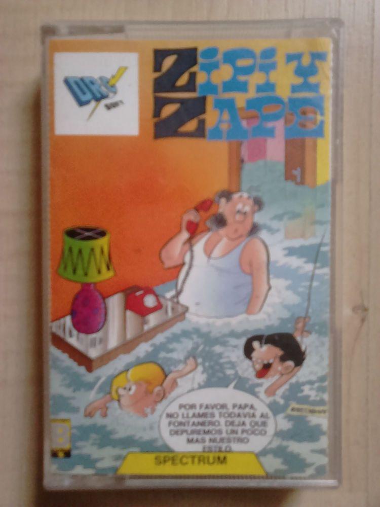 Zipi y Zape ZX Spectrum