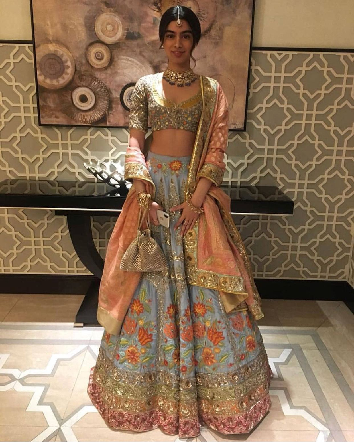 71256337e2 Pin by Shastra Koirala on Bridal looks