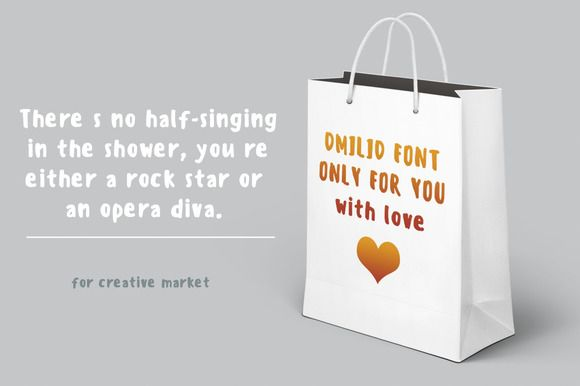 Dmilid font by LD on Creative Market