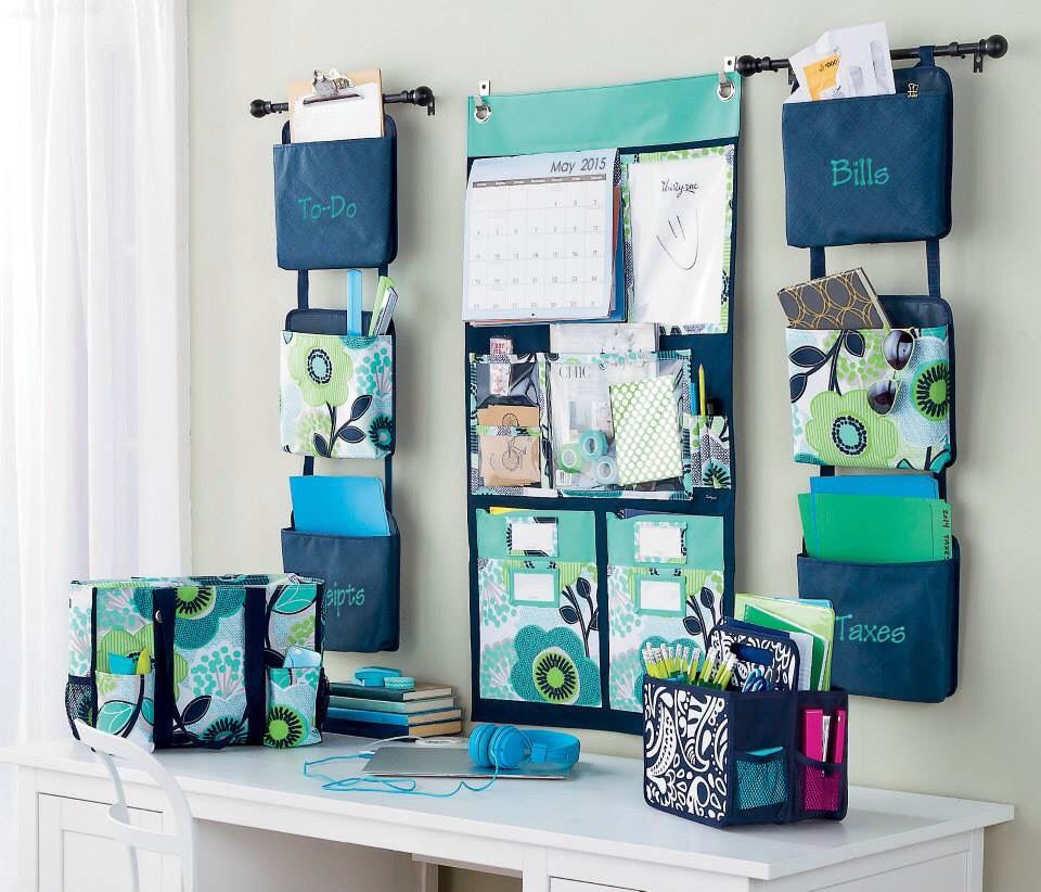 Oh Snap Pockets Hang Up Home Organizer Double Duty Caddy And Zip Top Organizing Utility Tote Thirtyonegifts