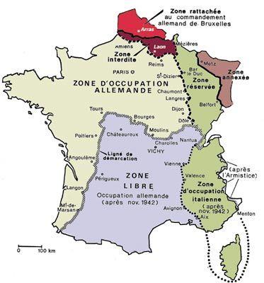 Carte France 1940 Recherche Google Amiens Reims Honneur Et