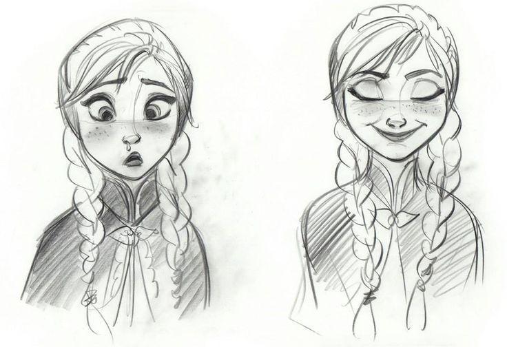 Disney Cartoon Pencil Drawings | Disney Cartoon Characters ...