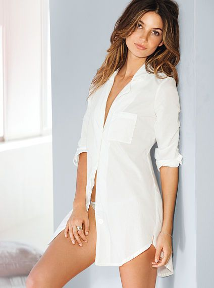 190e7aa0c5 Nighties, Sleep Shirts & Nightgowns - Victoria's Secret. The sexiest ...