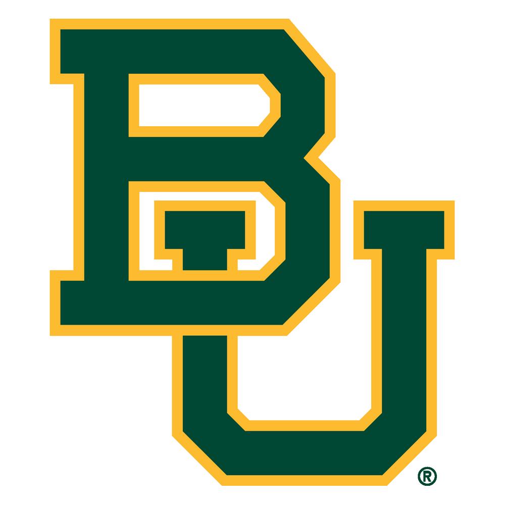 Baylor University Athletics Logo In 2021 Baylor University Logo Baylor Baylor University