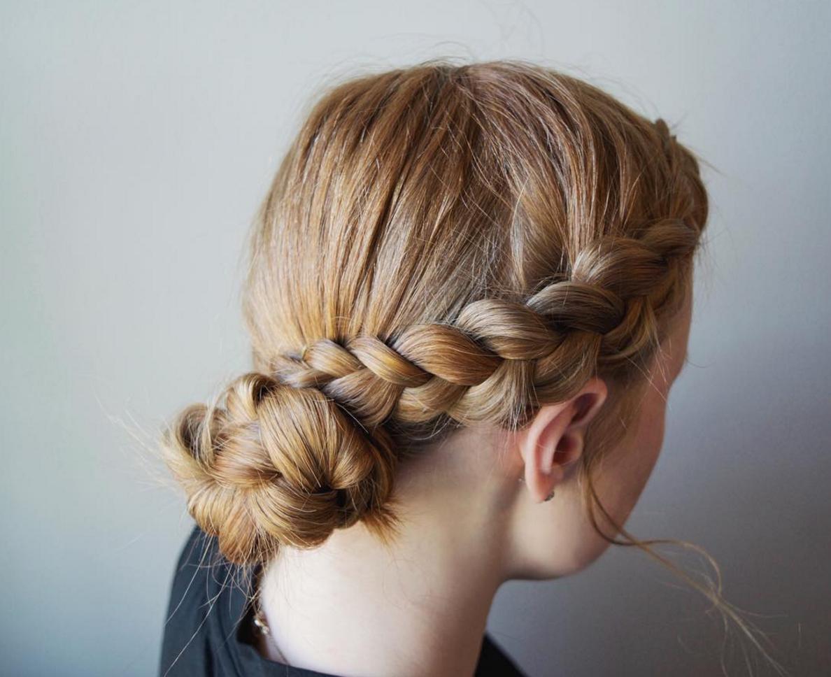 pretty u easy school hairstyles girls easy school hairstyles
