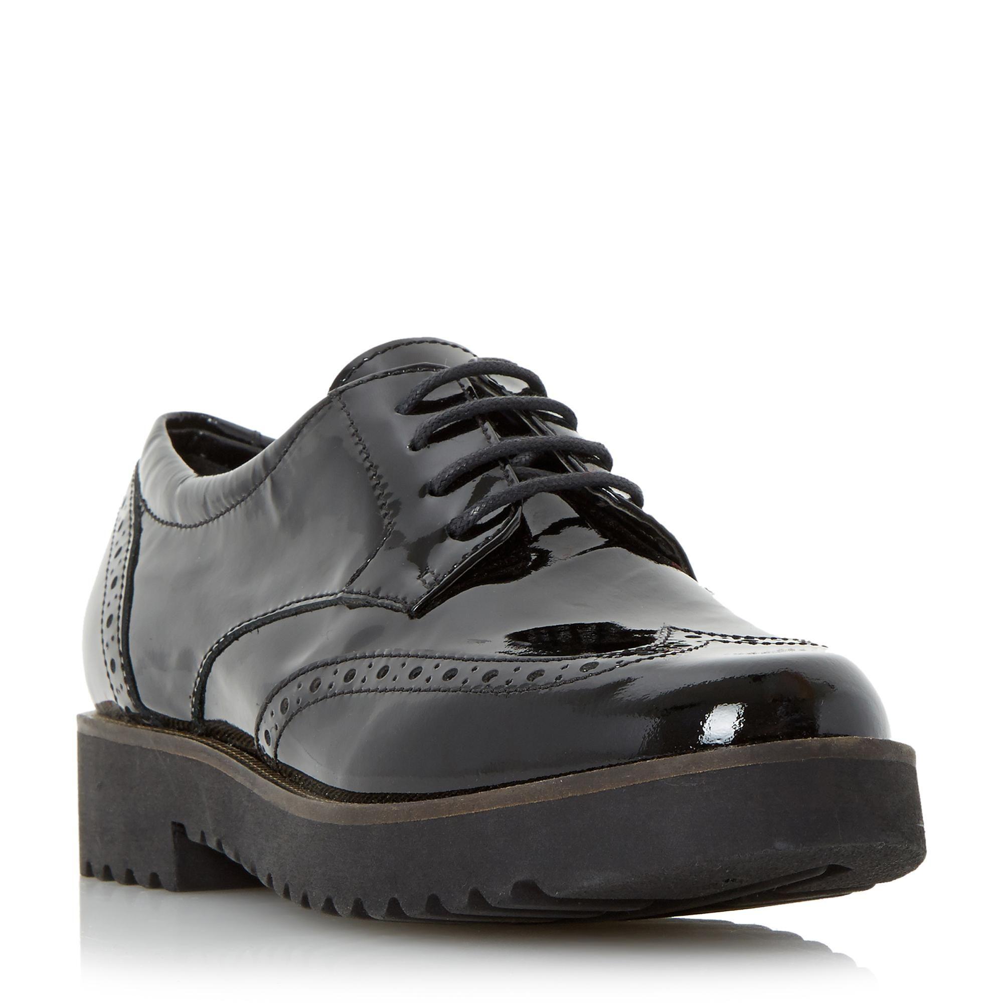 Brogue Shoe - black | Dune Shoes