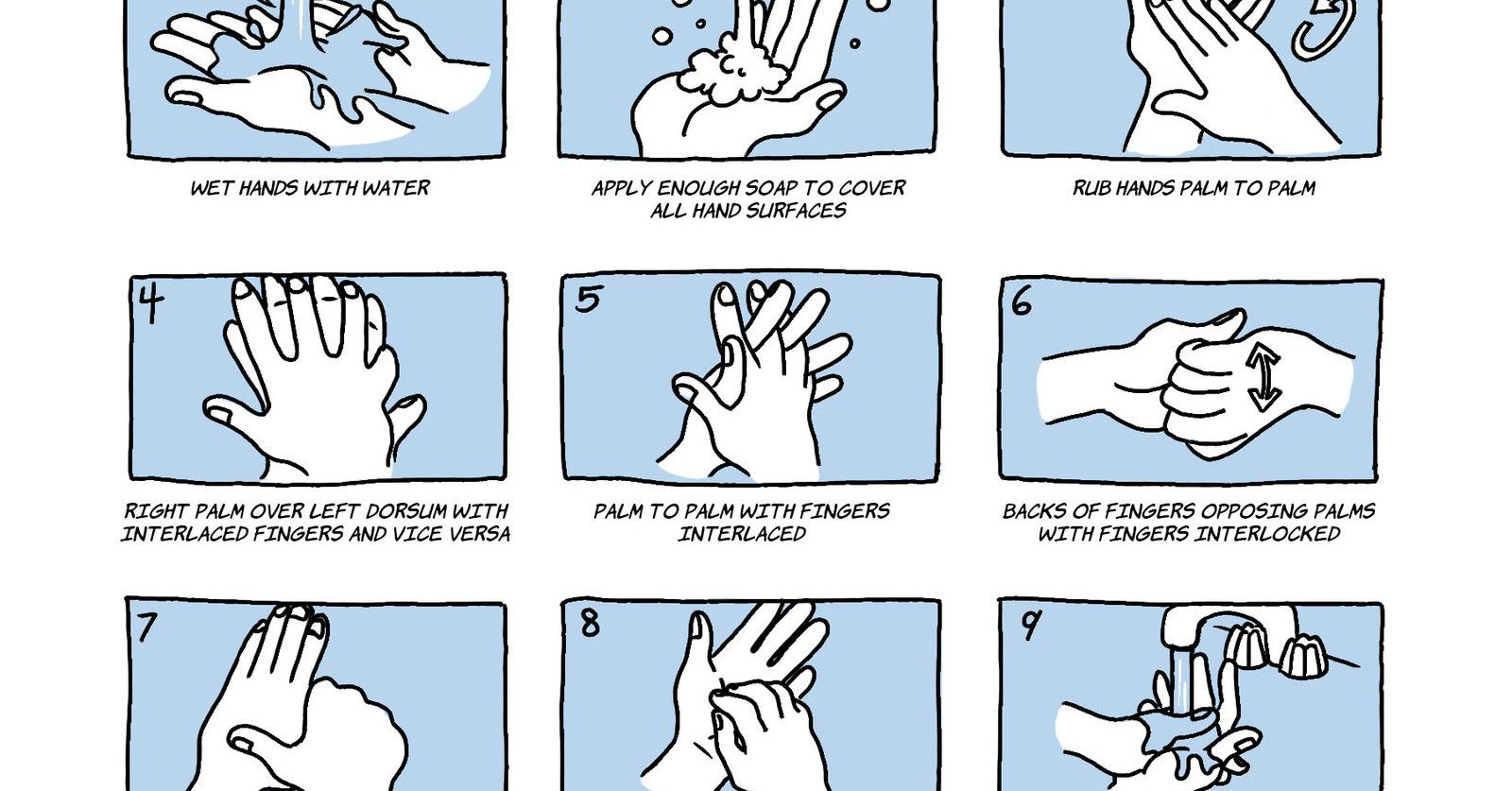 Here S How To Actually Wash Your Hands Properly According To Science Wash Your Hands Dreaming Of You Wash [ 837 x 1600 Pixel ]