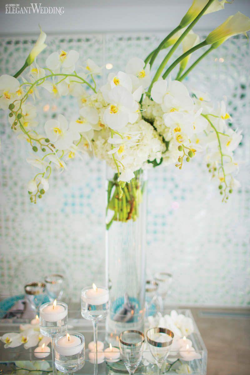 All-White Beach Wedding Theme | White beach weddings, Beach weddings ...