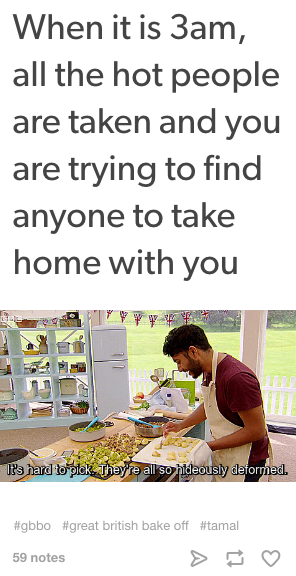 24 Tumblr Posts About Bake Off Thatll Make You Laugh Stuff