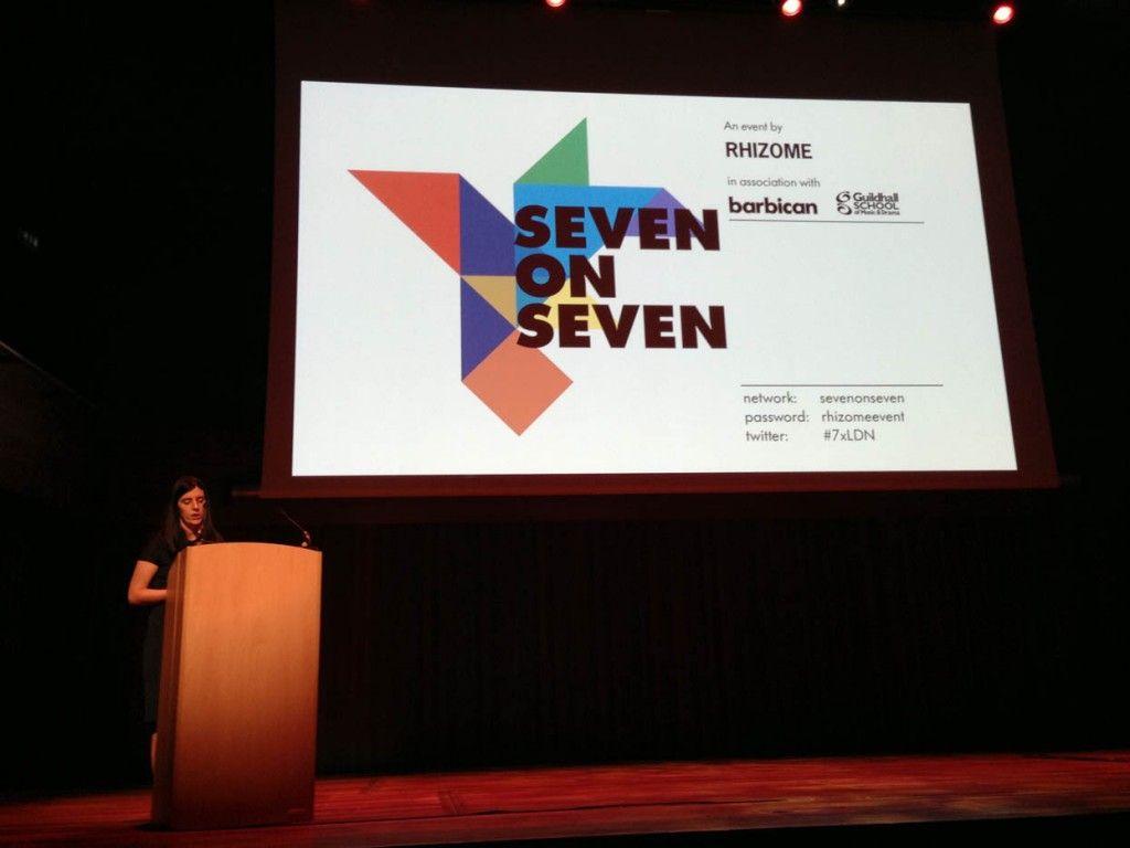 W+K Amsterdam - blog / rhizomes-seven-on-seven-brain-scrambling-experimentation