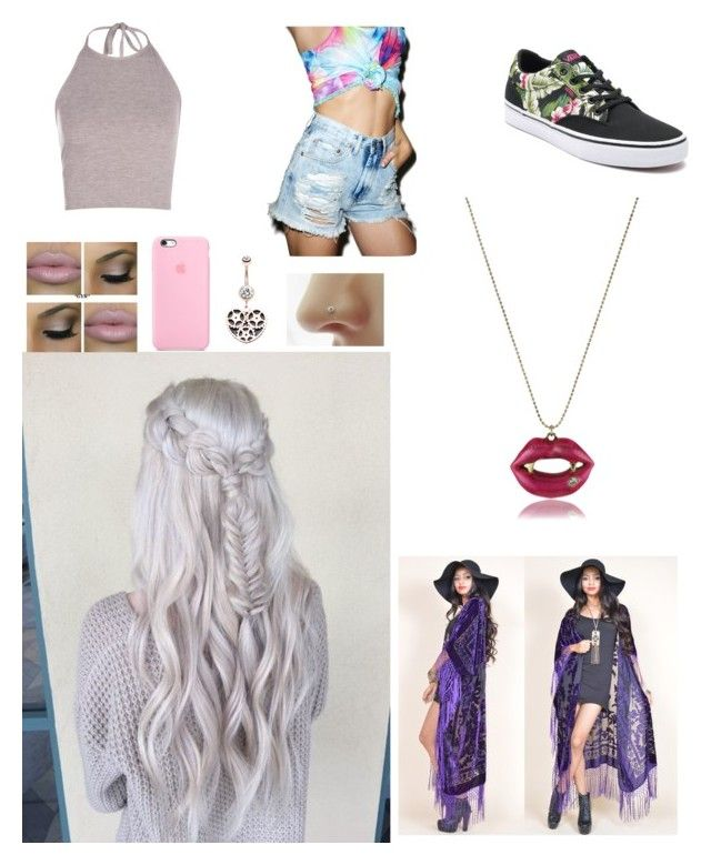 """""""Untitled #3092"""" by sammibeawsome ❤ liked on Polyvore featuring Signature 8, Vans and Betsey Johnson"""