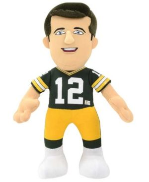 Bleacher Creatures Aaron Rodgers Green Bay Packers Plush Player Doll - Green
