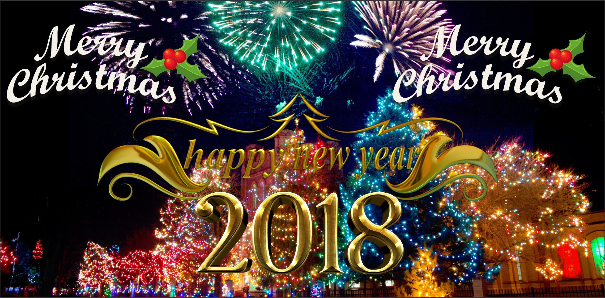 Advance Happy New Year Countdown Timer 2018 New Year is