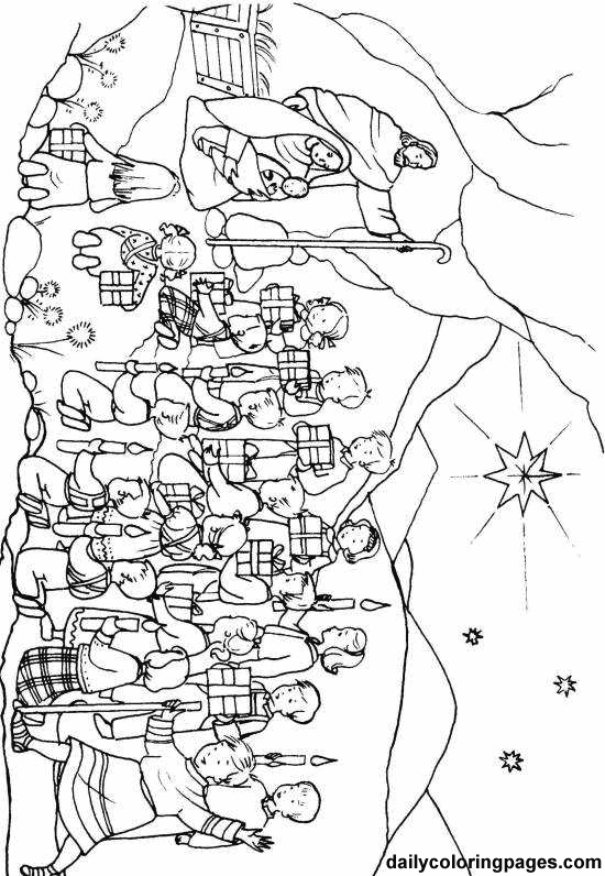 http://dailycoloringpages.com/images/nativity-scene-bible-coloring ...