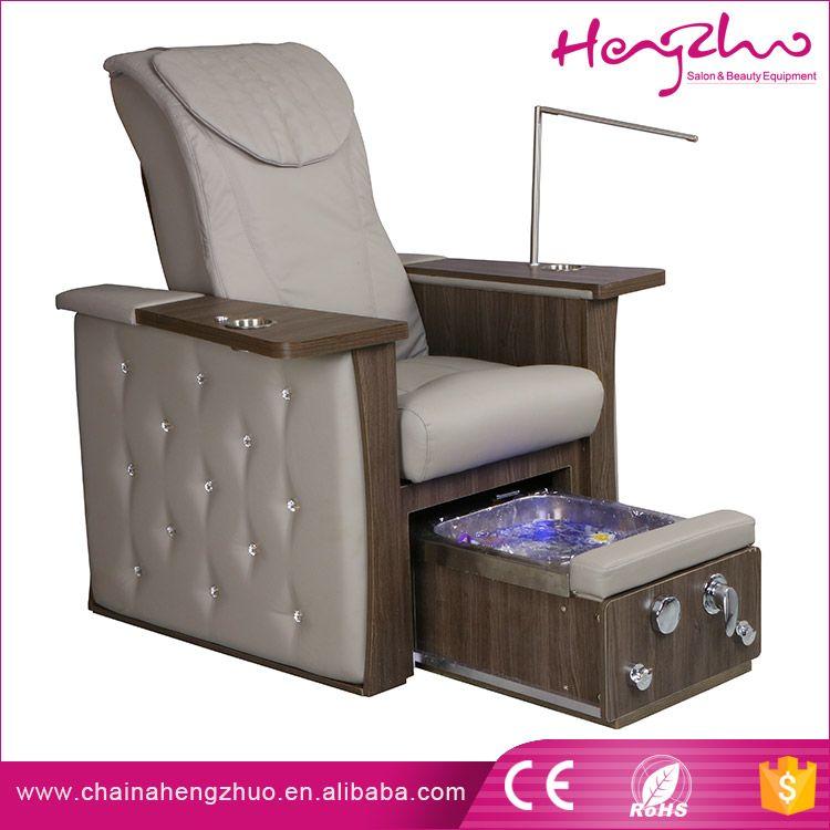 Cadeira De Pedicure De Spa De Luxo Banco De Unhas Estação