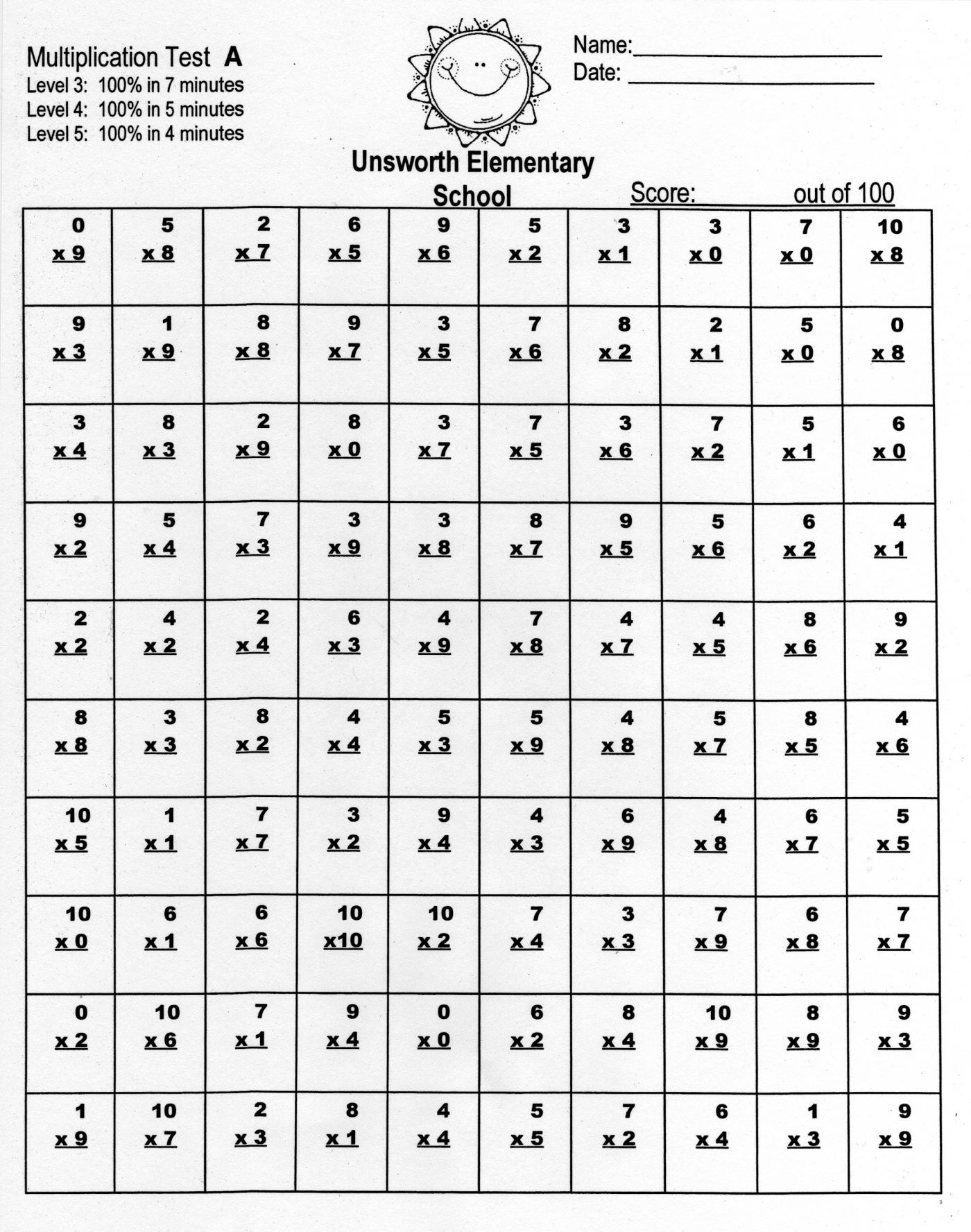 5 Free Math Worksheets Second Grade 2 Addition Add 3 3