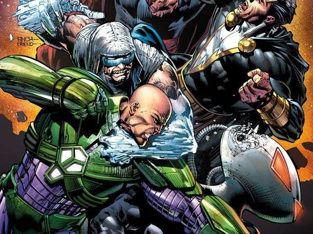 Dc Comics Celebrates All Things Evil In September Dc Comic Books Dc Villains Dc Comics