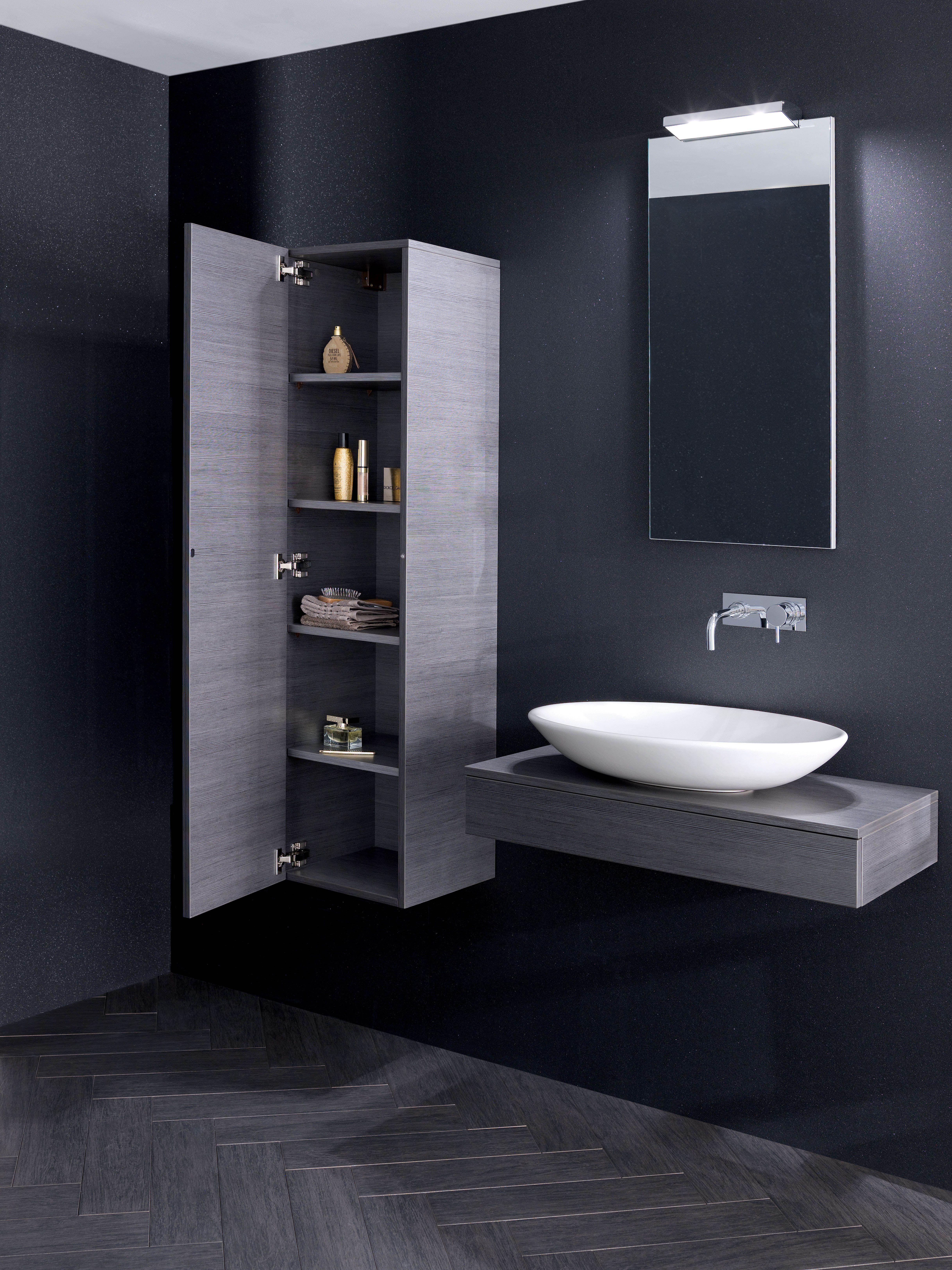 Edge Steel Bathroom Furniture Range From Crosswater Httpwwwbauhaus Bathrooms